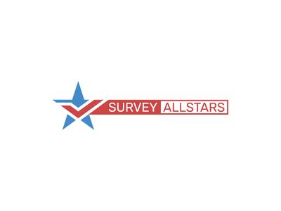 Survey Allstars logo concept