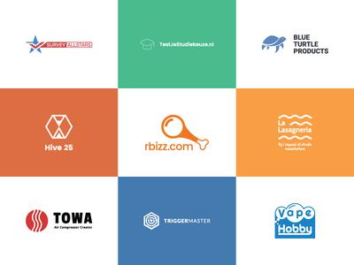 Logo Collection 2017 bestof selection minimal logo minimal minimalist logofolio logomark logotype logo design logo collection logo