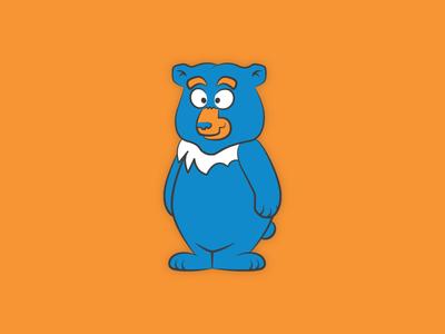Bear mascot cartoonish mascot design character design mascot branding vector bear mascot bear illustration cartoon character bear