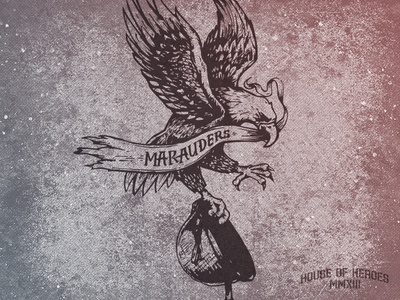 House of Heroes - '13 Marauders Tee