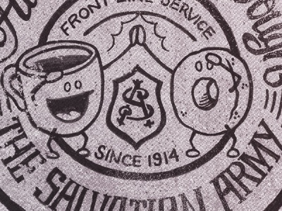 The Salvation Army - FLS - for National Donut Day