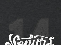 Seniors shirt large