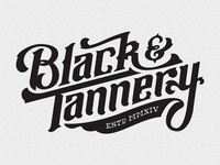 Black & Tannery™