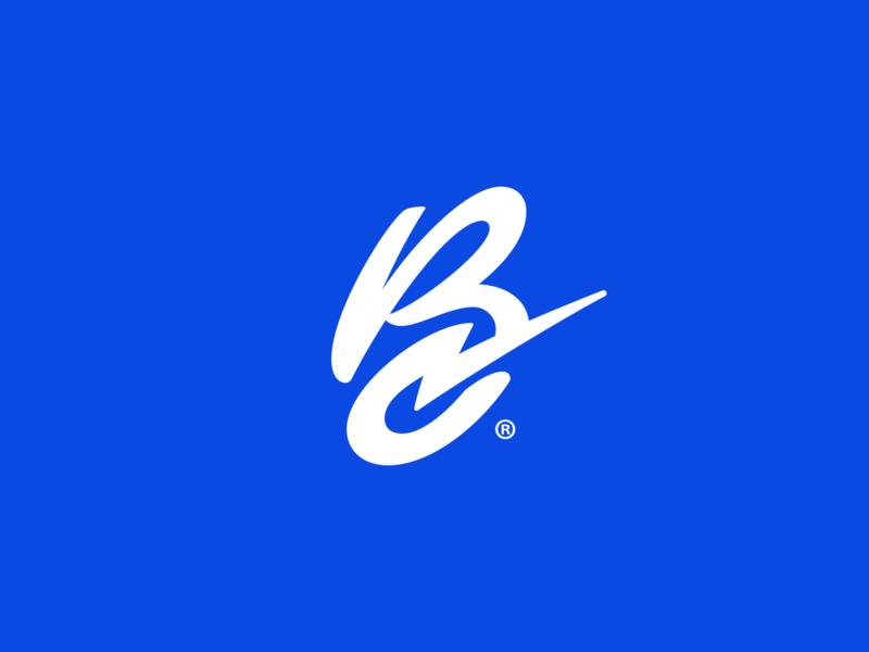 Blitz Remix. blitz basketball sports logo blue branding design lightening bolt lightening letter b lettering logo