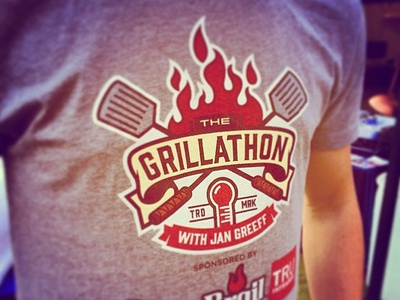 The Grillathon. Boom.