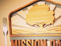 Mission Oaks Sign