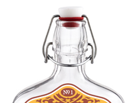 Empty bottle