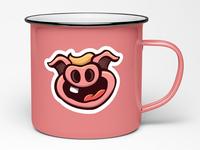 PIG MUG!