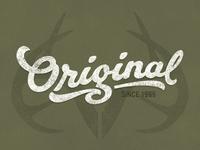 Realtree® Original - Since 1986