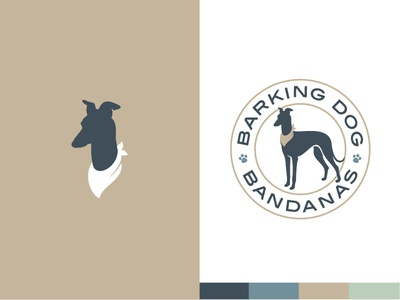 Barking Dog Bandanas™