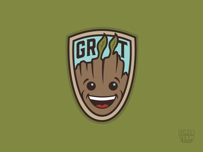 Groot!