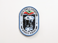 Arctic Circle Expedition Patch