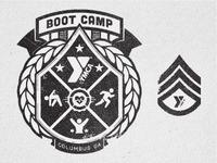 YMCA Boot Camp Shirt