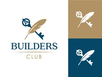 Builders Club Logo - Part of a collection.