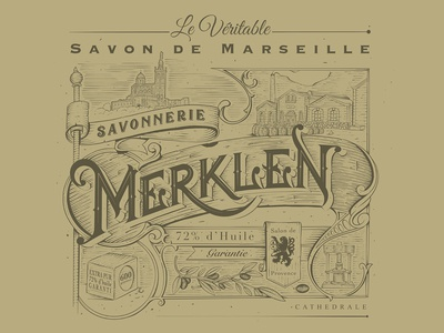 Savonnerie Merklen - The real Marseille Soap