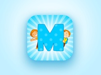 Project icon for children