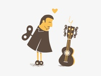 Love is rock!