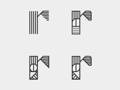 Rego Realty Logo Concepts logo design logo concepts architecture icon logo