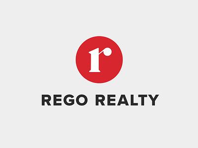 Rego Realty Logo Concept logo concept architecture icon logo design logo