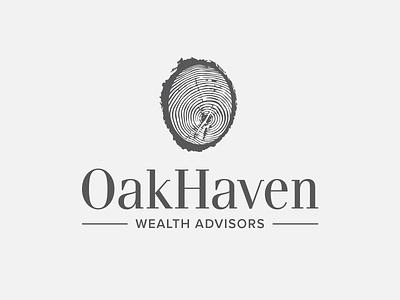 OakHaven Logo Concept branding icon logo design logo