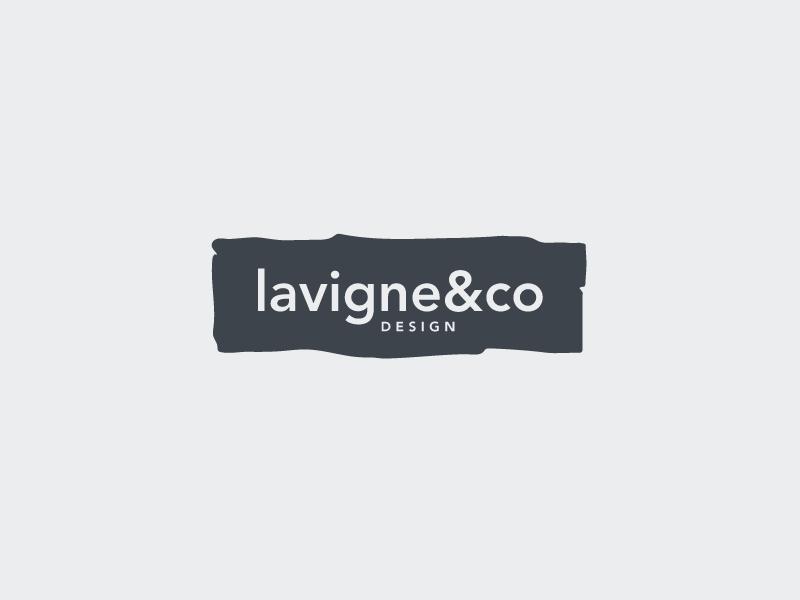 Lavigne & Co Logo branding logo