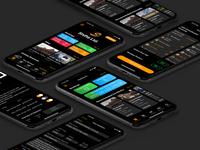 Shifte iOS app