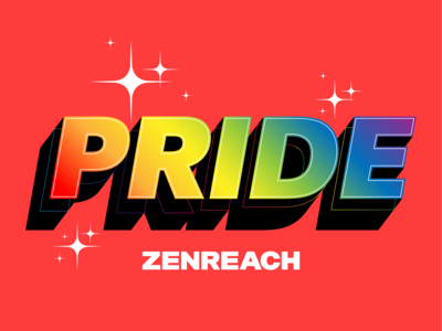 Pride at Zenreach