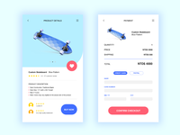 Daily UI Challenge #002|Checkout