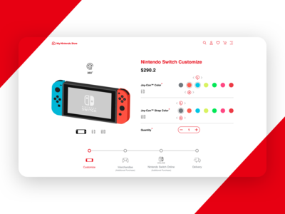 Daily UI Challenge #012|Single Product