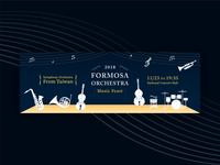 Concert Banner Design