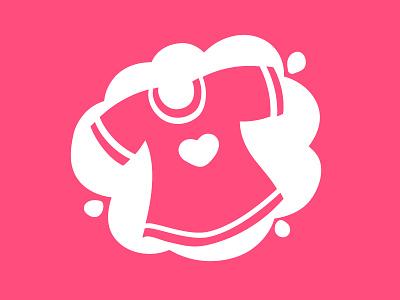 Mica - Kid Clothes Store shape heart logo clothes cute kids