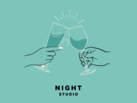 Come Hangout for Night Studio