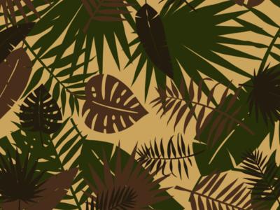 Tiki Jungle Camo