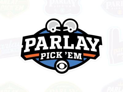 New Parlay Pick' Em Logo