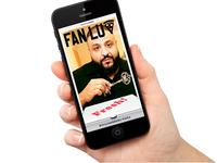 Snapchat Filter: Fan Luv + Williamsburg Pizza