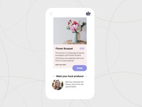 E-commerce page – Daily UI 012