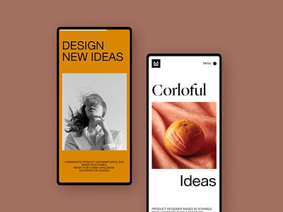 Em Portfolio V2020 photography classic text typography web design portfolio website web webflow figma adobe xd em design ux app minimal fashion em ui idea design