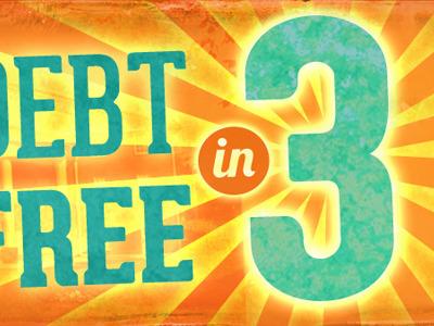 Debt free in 3 slide proof1