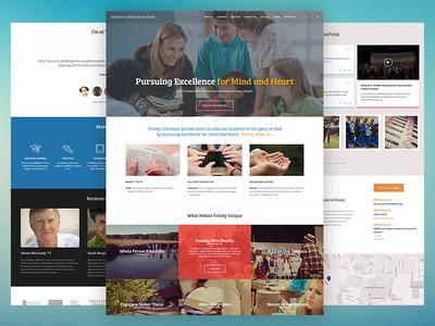 Trinity School Website