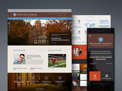 Westtown School Homepage