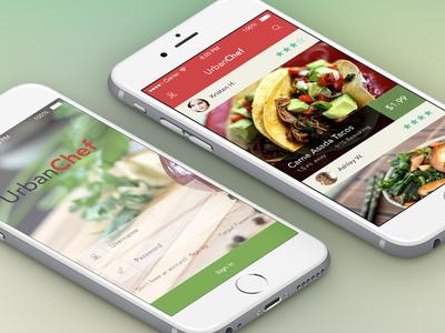 Urban Chef App