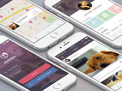 Social App for Dog Lovers