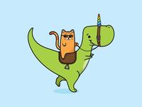 I am Dinocorn 🦄