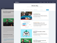 OfferZen's Blog redesign! 🎉