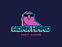 Work hard, party harder 🎉