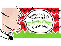 A Very Twin Peaks Birthday