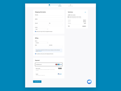 Checkout page ux payment check-out checkout