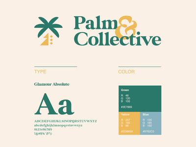 Palm & Collective Guidelines