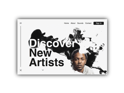 Discover New Artists
