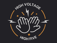High Voltage High Five